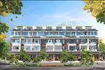 Phân khu 2 chính là 4 căn biệt thự với diện tích từ 122m2 đến 180m2, chiều cao 5 tầng thiết kế hiện đại pha trọn giữa phong cách cổ điển hài hòa với nét Á Đông mang đến không gian sống sang trọng cho cư dân.