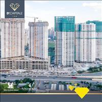 Bao phí sang tên căn C2 Officetel D' Capitale mua đợt đầu giá tốt nhất thị trường