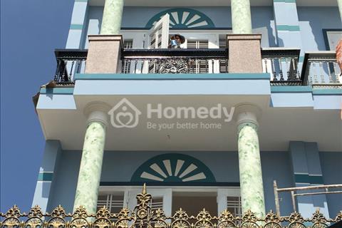 Bán căn nhà chính chủ cách quốc lộ 1A 80m, 5x15m 1 trệt 2 lầu sổ hồng riêng, nhà mới xây