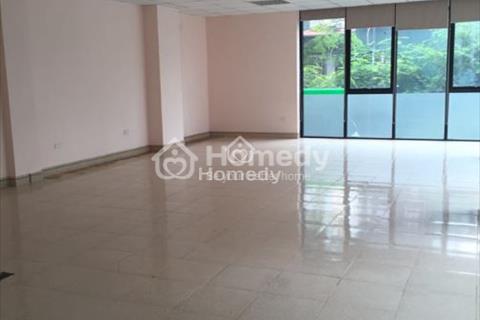 Cho thuê sàn văn phòng 35 - 50m2 mặt phố Trần Thái Tông, Cầu Giấy, full dịch vụ, điện nước
