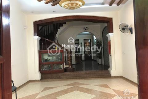 Cho thuê nhà ngõ Đại Mỗ, Nam Từ Liêm, Hà Nội, 130m2 x 4 tầng, mặt tiền 6,5m, giá 15 triệu/tháng