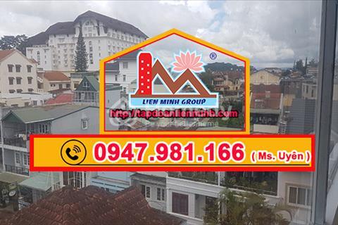 Khách sạn khu trung tâm Đà Lạt, cạnh khu trung tâm hành chính tỉnh