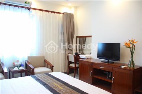 Cho thuê khách sạn 2 sao khu vực Hồ Nghinh mới, đẹp