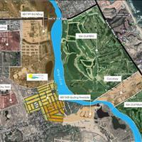 Bán gấp lô đất bên khu đô thị Đất Quảng Riverside - mặt tiền sông Cổ Cò - đã có sổ