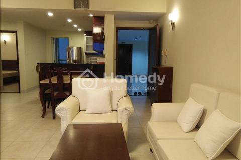 Cho thuê căn hộ BMC ở quận 1, 3 phòng ngủ, diện tích 100m2, đầy đủ nội thất, giá 20 triệu/tháng