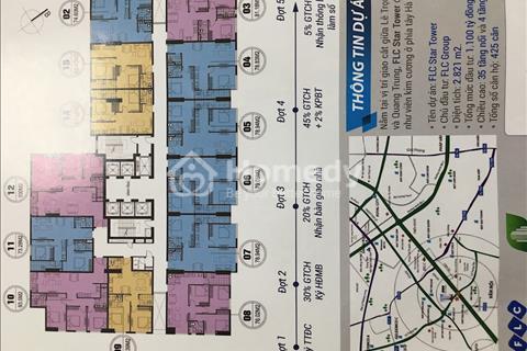 Bán căn hộ chung cư dự án FLC Star Tower Hà Đông, chiết khấu khủng lên tới 10% giá trị căn hộ