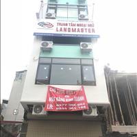 Cho thuê văn phòng mới xây dựng số 298 phố Tây Sơn, ĐốngĐa, 75m2, mặt tiền 5.5m, giá tốt