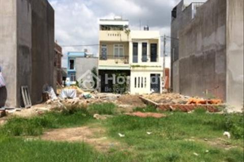 Cần bán lô đất mặt tiền đường Trịnh Như Khuê, Bình Chánh, sổ hồng riêng giá 140 triệu
