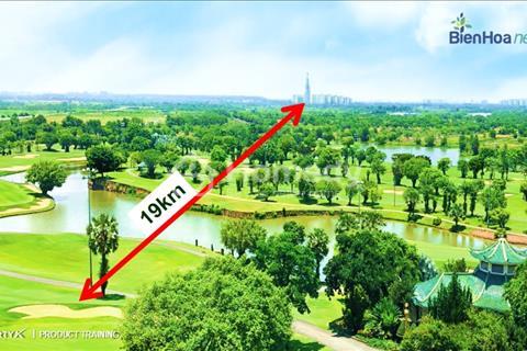 10 nền nội bộ ngay Sân Golf Long Thành giá chỉ 10 triệu/m2, thanh toán 350 triệu nhận ngay nền