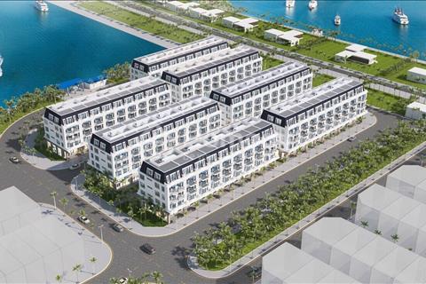 Suất ngoại giao rẻ hơn 1 tỷ dự án Shophouse Tuần Châu Marian Hạ Long