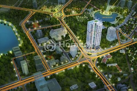 Hot - suất ngoại giao chung cư Golden Park Cầu Giấy, mở bán đợt 1, chiết khấu 3%, hỗ trợ 0% LS