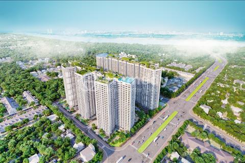 Bán căn hộ 2 phòng ngủ - 76m2 tại Imperia 423 Minh Khai, giá 33 triệu/m2 (đối diện Times City)