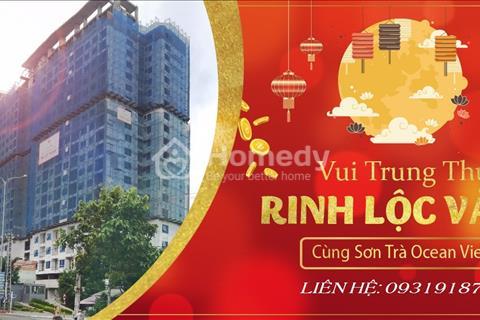 Vui trung thu cùng căn hộ Sơn Trà Ocean View Đà Nẵng chỉ với 1,49 tỷ/căn cùng chiết khấu cực khủng