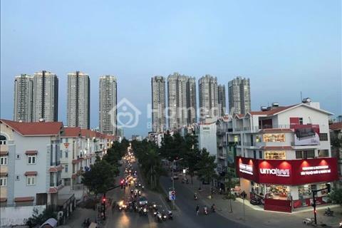 Cho thuê nhà khu Tân Quy Đông, quận 7, 5x16m, góc 2 mặt tiền, 4 tầng, 5 phòng ngủ, 6wc, 25 triệu