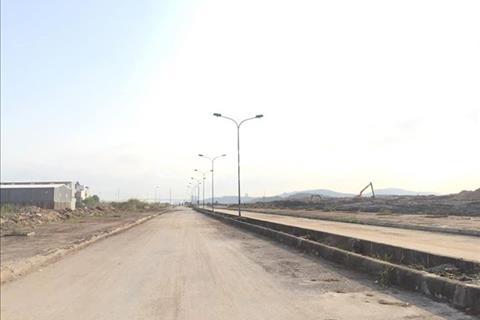 Bán đất biệt thự 375m2 mặt biển bám đường 31m, khu đô thị Hà Khánh B