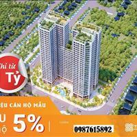 Căn hộ cao cấp giá chỉ 950 triệu tại trung tâm huyện Thanh Trì