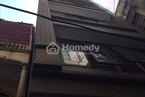 Bán nhà gần bến xe Nước Ngầm, Thanh Trì, Hà Nội, 65m2 x 4 tầng, giá 2.3 tỷ, ô tô cạnh nhà