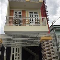 Bán nhà mới xây 1 trệt 1 lầu, Hương lộ 11, Bình Chánh, sổ hồng riêng