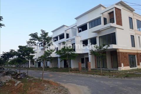 Nhà xây thô 3 mê mặt tiền đường 5.5m khu biệt thự đảo ngọc Eco Charm 975 Nguyễn Lương Bằng, Đà Nẵng