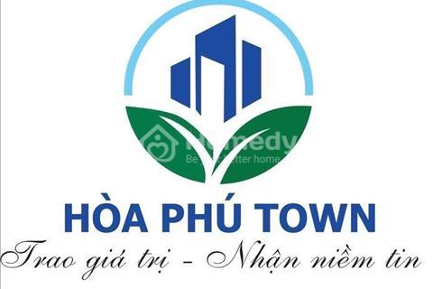 🔥Chính Thức Công Bố dự án Đất nền Hoà Phú Town - Củ Chi - giá chỉ 14tr/m2.