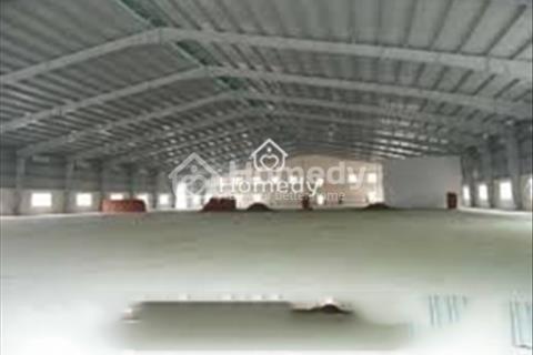 Cho thuê nhà xưởng 3200m2, nhà xưởng chính 2700m2 Lê Văn Khương