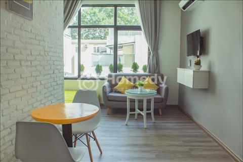 Chính chủ cho thuê căn hộ mới Nguyễn Thị Minh Khai, đối diện Sở Thú, đầy đủ nội thất và dịch vụ