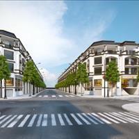 Bán lô Shophouse mặt tiền 8m, đường 25m, ngay gần ủy ban thành phố, giá chỉ 15.2 triệu/m2 có sổ đỏ