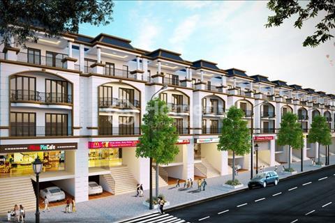 Cần bán lô đất mặt tiền 8m, đường rộng 24m tại khu phố mới Fairy Town Vĩnh Yên