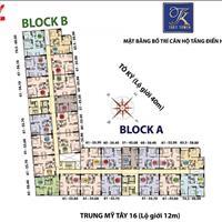 Chính chủ cần bán căn hộ Tô Ký - 61m2 - 1 tỷ 067 triệu - liên hệ Trâm