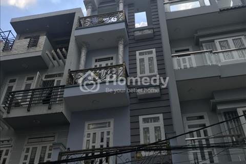 Bán gấp nhà mới vào ở ngay, nhà 2 mặt tiền khu Tên Lửa, phường An Lạc A, Bình Tân