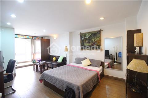 Chủ nhà cho thuê 5 căn hộ quận 1, sát công viên Lê Văn Tám, full nội thất, free dọn dẹp, giặt sấy