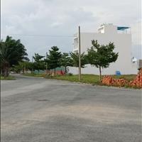 Sang 2 lô đất mặt tiền đường 20m khu dân cư Lê Minh Xuân 3, sổ riêng, thổ cư, 5x20m, 970 tr/nền