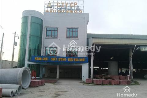 Cho thuê 12.701m2 gồm xưởng, văn phòng, có giấy phép sản xuất, gia công cơ khí