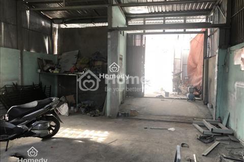 Cho thuê kho xưởng, có chỗ ở lại đường Tô Ngọc Vân, Quận 12, 6,5x25m