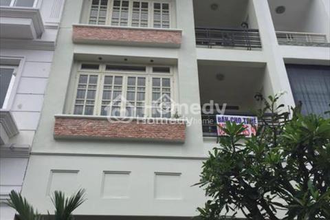 Cho thuê nhà phố mặt tiền Phạm Thái Bường, Phú Mỹ Hưng, Quận 7, làm văn phòng