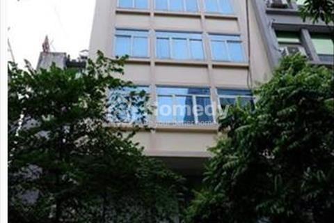 Cho thuê tòa nhà văn phòng đường Lê Đức Thọ 100m2 x 7 tầng 80 triệu/tháng