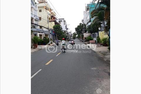 Nhà mặt tiền đường Phan Huy Thực, 4x19m, có 1 lầu, 3 phòng ngủ, giá 18 triệu/tháng