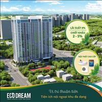 Chỉ từ 1,3 tỷ sở hữu căn hộ cao cấp tại Eco Dream Nguyễn Xiển