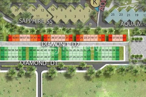 Gia đình cần tiền bán cặp Shophouse Bãi Kem Phú Quốc, lô D241 và D243 chênh hợp lý