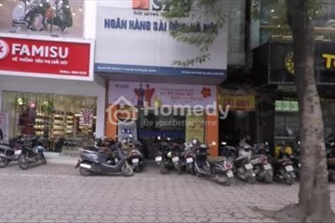 Cho thuê cửa hàng mặt phố Phạm Ngọc Thạch 20m2, mặt tiền 3,5m giá 24 triệu/tháng cực đẹp
