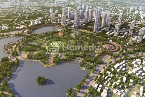 Bea Sky Nguyễn Xiển - sống xanh và tiện nghi bên công viên Chu Văn An giữa lòng Hà Nội