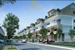 Với tổng diện tích 14.000m2, dự án mang đến 200 căn nhà phố và 16 căn biệt thự với đa dạng các loaị diện tích từ 90m2 đến 200m2.