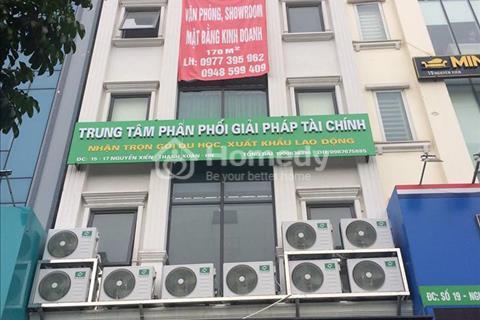 Cần cho thuê sàn văn phòng, Showroom, mặt bằng kinh doanh Nguyễn Xiển, Nguyễn Trãi Thanh Xuân 170m2