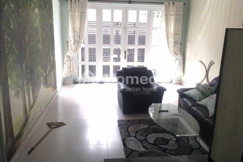 Cho thuê nhà mặt tiền đường 77, Tân Quy, 220m2, trệt, 3 lầu, 4 phòng ngủ, 30 triệu/tháng