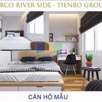 Chỉ 222 triệu sợ hữu ngay căn hộ cao cấp Tbco Riverside - Thái Nguyên