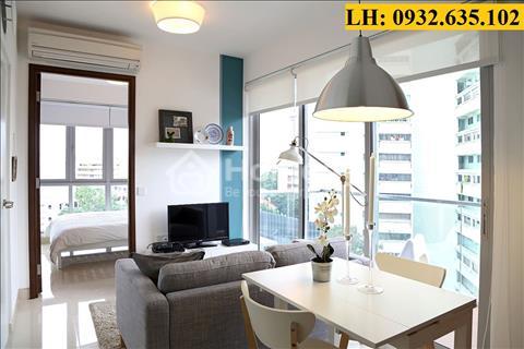 Bán căn hộ mặt tiền Phạm Văn Đồng, 2 phòng ngủ giá chỉ từ 1.1 tỷ đầy đủ nội thất