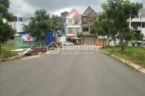Ngân hàng Sacombank thanh lý 10 lô đất mặt tiền khu dân cư đường 10, sổ hồng riêng