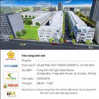 Chính thức mở bán siêu phẩm Osaka Garden 3, Bình Mỹ, Củ Chi