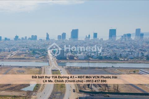 Chính chủ - Bán lô biệt thự khu đô thị mới VCN Phước Hải Nha Trang - Khu biệt thự các Sếp