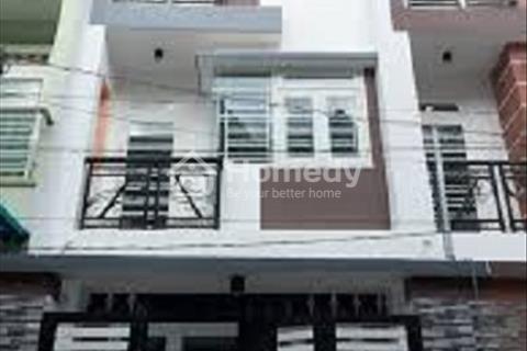 Nhà mặt tiền 2 tấm đúc thật đường Nguyễn Hữu Trí, sổ riêng, ngay trung tâm hành chính